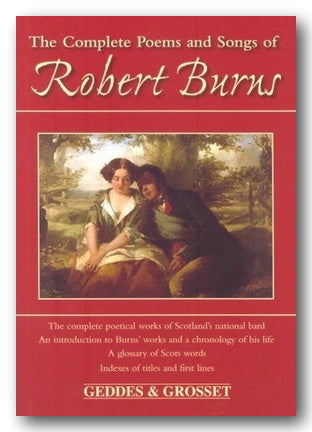 The Complete Poems & Songs of Robert Burns (2nd Hand Hardback) | Campsie Books