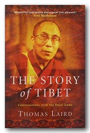 Thomas Laird - The Story of Tibet (Conversations with the Dalai Lama) (2nd Hand Paperback) | Campsie Books