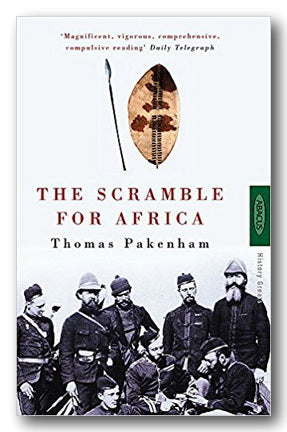 Thomas Pakenham - The Scramble for Africa (2nd Hand Paperback)