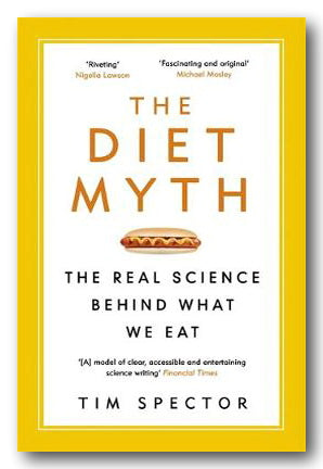 Tim Spector - The Diet Myth | Campsie Books