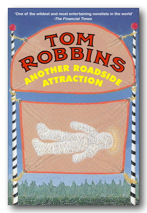 Tom Robbins - Another Roadside Attraction (2nd Hand Paperback) | Campsie Books