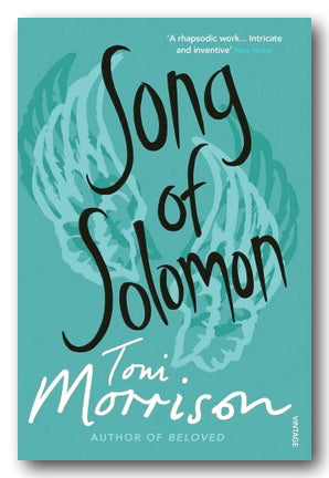 Toni Morrison - Song of Solomon (2nd Hand Paperback)