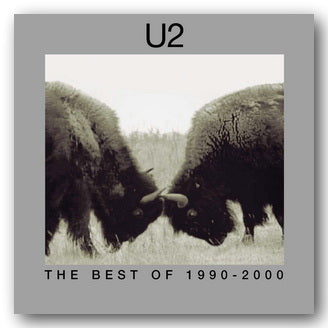 U2 - The Best of 1990-2000 (2nd Hand CD) | Campsie Books