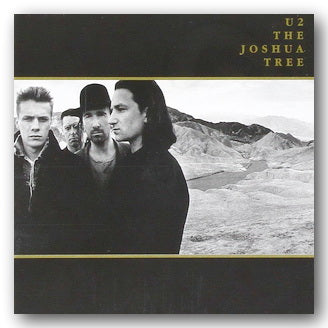 U2 - The Joshua Tree | Campsie Books