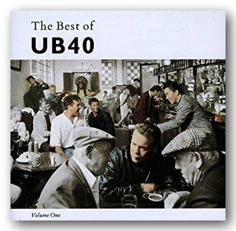 UB40 - The Best of (Volume One) (2nd Hand CD) | Campsie Books