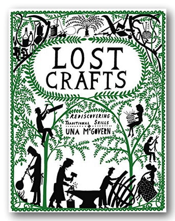 Una McGovern - Lost Crafts (2nd Hand Softback) | Campsie Books