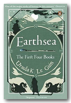Ursula K. Le Guin - Earthsea (The First 4 Books) (New Paperback) | Campsie Books
