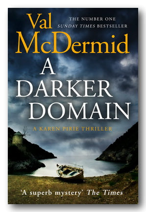 Val McDermid - A Darker Domain (2nd Hand Paperback) | Campsie Books