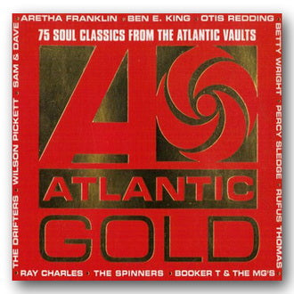 Various Artists - Atlantic Gold (2nd Hand 3 CD Set) | Campsie Books