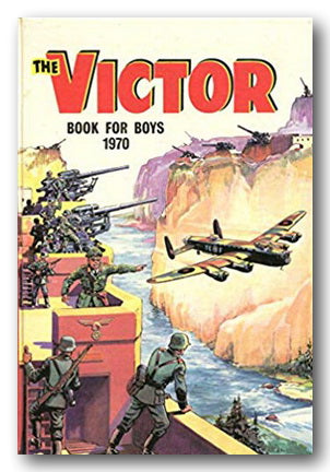 The Victor Book for Boys Annual 1970