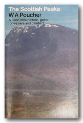 W.A. Poucher - The Scottish Peaks (2nd Hand Paperback with PVC Cover) | Campsie Books