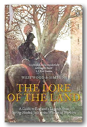 Westwood & Simpson - The Lore of The Land (2nd Hand Paperback) | Campsie Books