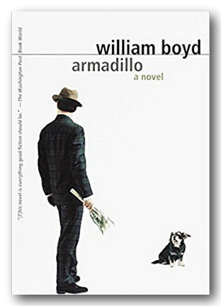William Boyd - Armadillo (2nd Hand Paperback) | Campsie Books