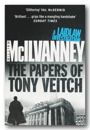 William McIlvanney - The Papers of Tony Veitch (2nd Hand Paperback) | Campsie Books