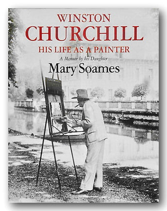 Winston Churchill - His Life as a Painter (2nd Hand Hardback) | Campsie Books