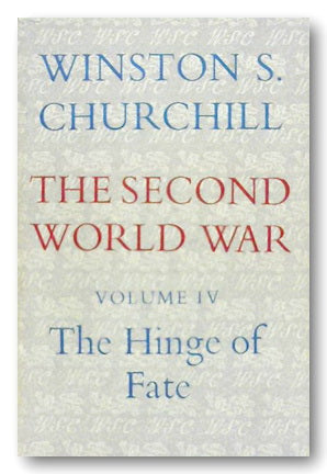 Winston Churchill - The Second World War Vol. 4 (The Hinge of Fate) (2nd Hand Hardback) | Campsie Books