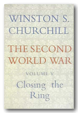 Winston S. Churchill - The Second World War Vol. 5 (Closing The Ring) (2nd Hand Hardback) | Campsie Books
