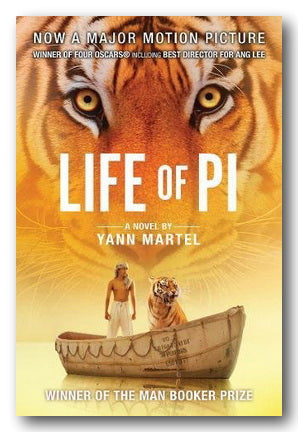 Yann Martel - Life of Pi (2nd Hand Paperback) | Campsie Books