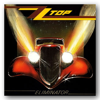 ZZ Top - Eliminator (2nd Hand CD) | Campsie Books