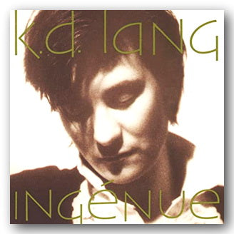 k.d. lang - Ingenue (2nd Hand CD) | Campsie Books