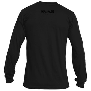 Salamander Black Monochromatic Long Sleeve