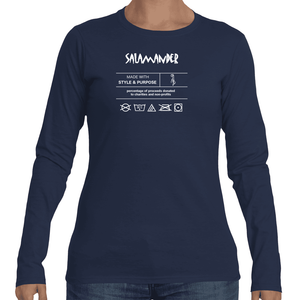 Salamander Ladies Label Long Sleeve