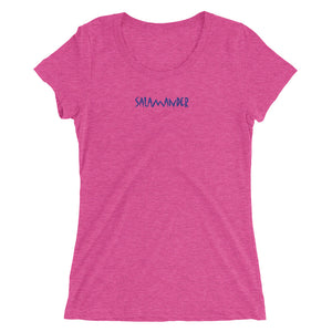 Salamander Signature Ladies Jersey Tee