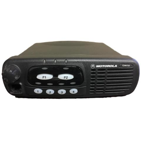 Motorola CDM750 Mobile Vehicle Radio
