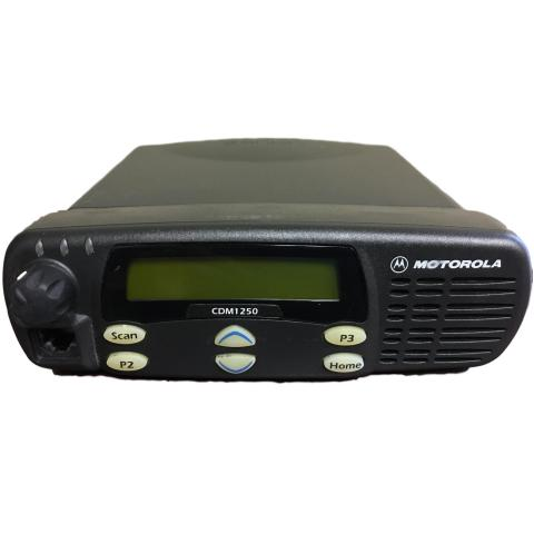 Motorola CDM1250 Mobile Vehicle Radio