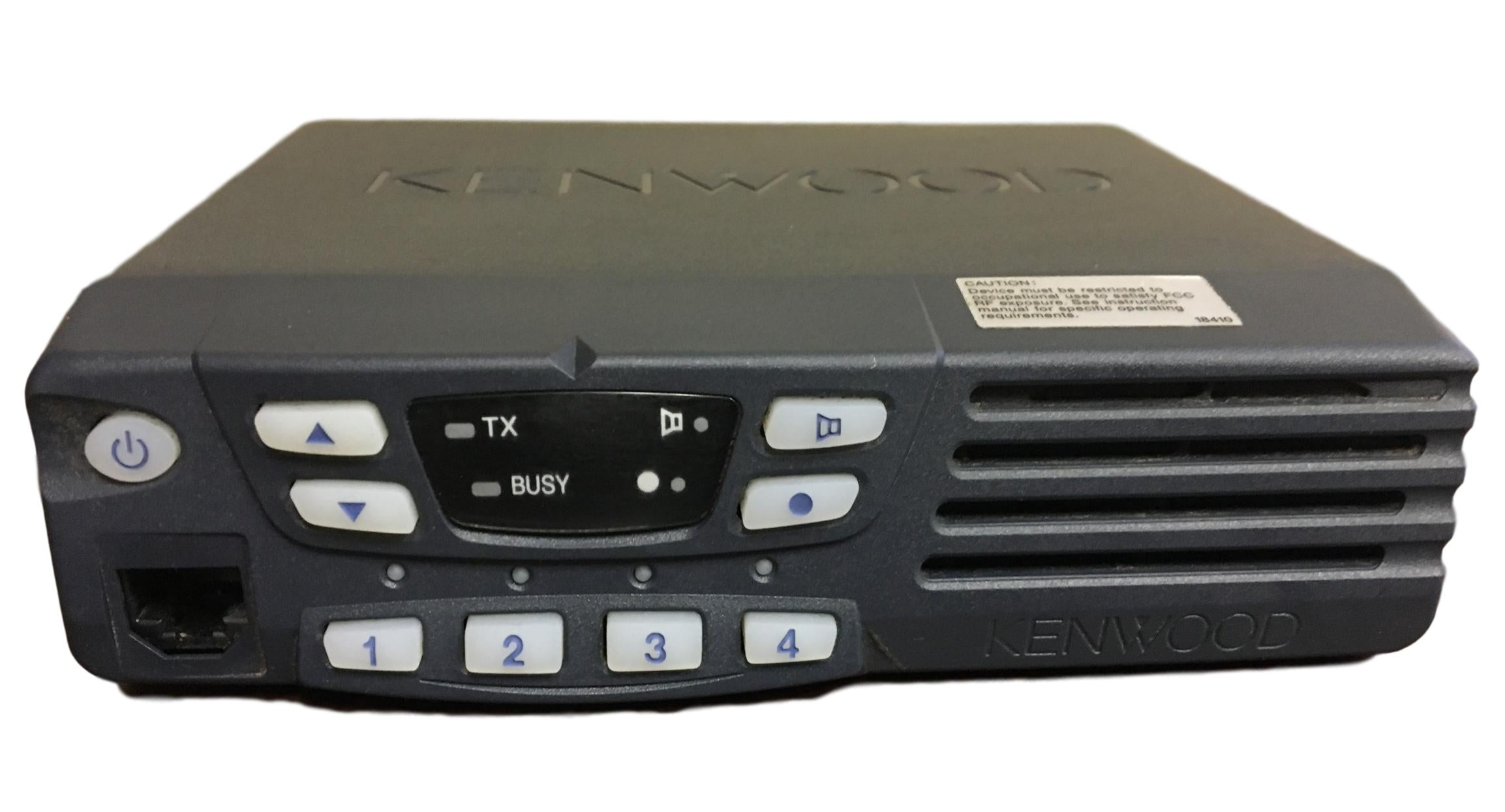 Kenwood TK-7102 / H Mobile Vehicle Radio
