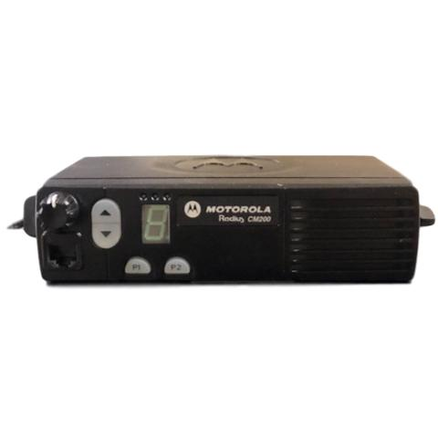 Motorola CM200 Mobile Vehicle Radio