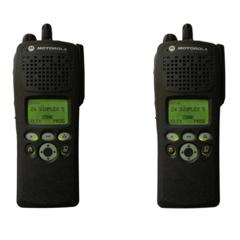 Motorola XTS2500 Model 2 P25 Portable Radio (2 UNIT BUNDLE)