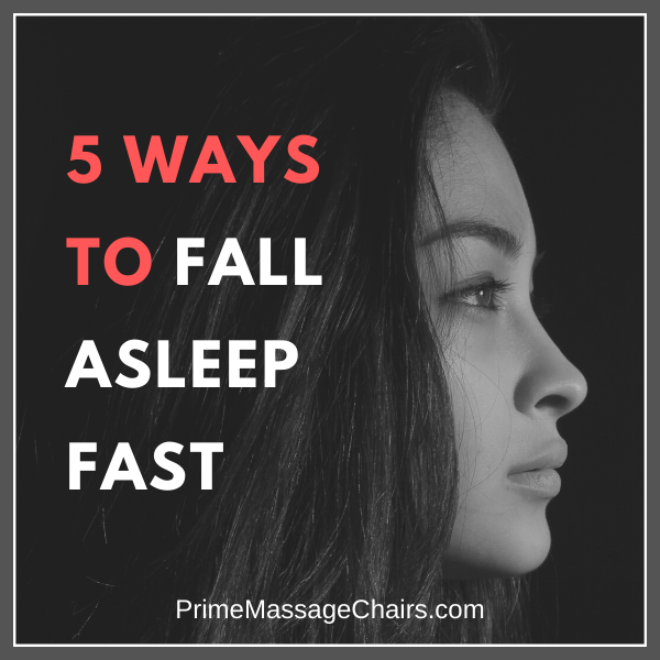 Ways To Fall Asleep Fast