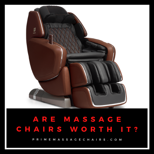 Are Massage Chairs Worth It?
