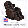 Massage Chair Review: Luraco i7 Plus