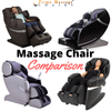 Massage Chair Comparison