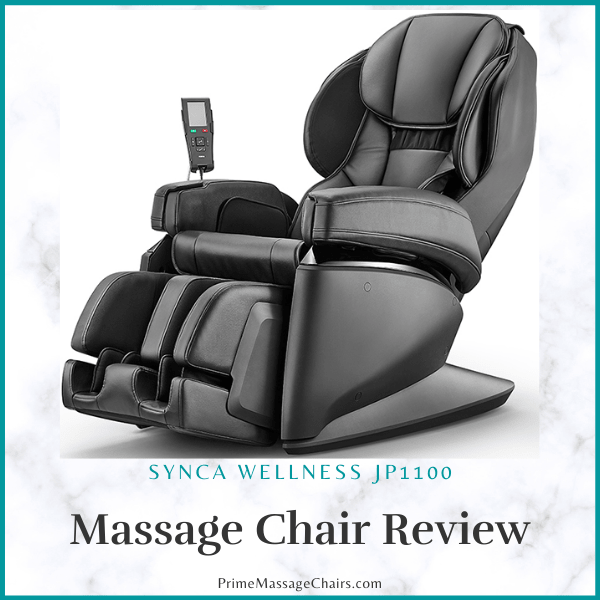 Synca JP1100 Massage Chair Review