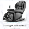 Massage Chair Review: Synca JP1100