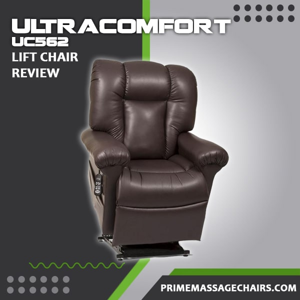 UltraComfort UC562 Zero Gravity Lift Chair Review