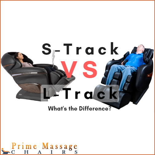 S-Track vs. L-Track Massage Chairs