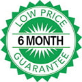 6 Month Low Price Guarantee