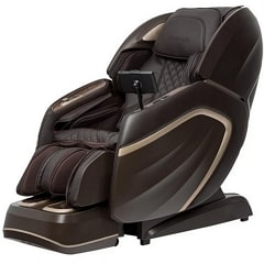 AmaMedic Hilux Massage Chair with White Background