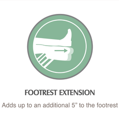 Foot Rest Extension