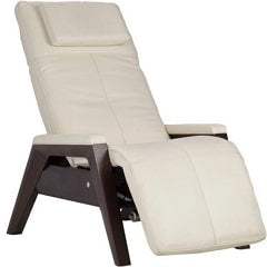 Human Touch Gravis Zero Gravity Chair in White