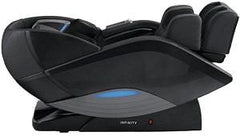 Infinity Dynasty 4D Massage Chair in the zero gravity position.