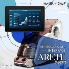 Kahuna EM-Arete Touch Screen Tablet Remote