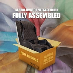 Kahuna LM-7000 Massage Chair Arrives Fully Assembled