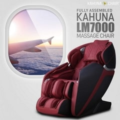 Kahuna LM-7000 Massage Chair Fully Assembled