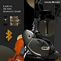 Kahuna SM-9300 Music Therapy & Bluetooth Speakers