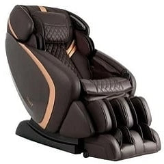 Traditional Massage Chair in Brown